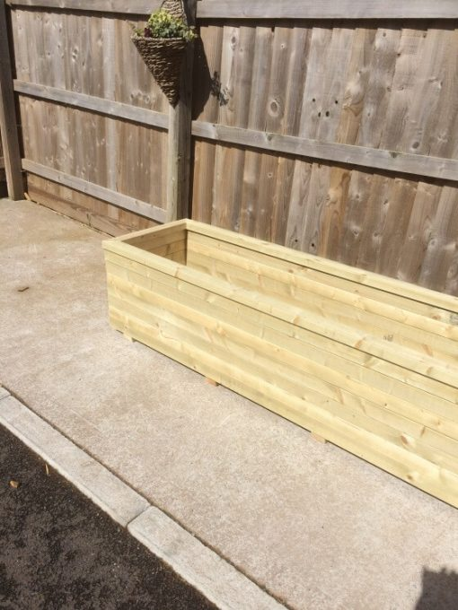 haleywood extra deep trough planter