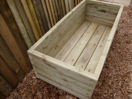 vegetable planter extra deep