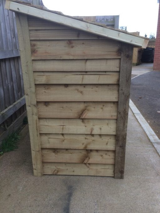 gidleigh 4ft log store double bay